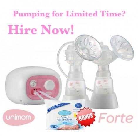 Unimom Forte Breast Pump - HIRE