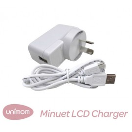 Unimom AC Adaptor & USB cable for Minuet Breast Pump