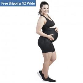 SRC Health Pregnancy Shorts - Mini Length - Over The Bump