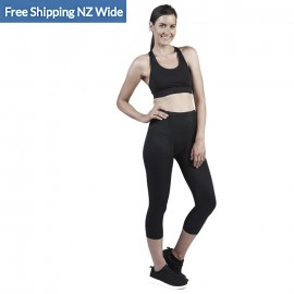 SRC Health Sports Leggings - 3/4 Length