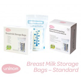 Unimom Breast Milk Storage Bags (Standard)  30 or 60 / box