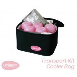 Unimom Breast Milk Transport Kit - Cooler Bag