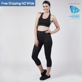SRC Sports Leggings - 3/4 Length