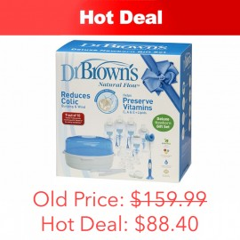Dr Browns Deluxe Newborn Gift Set