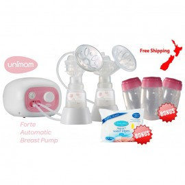 Unimom Forte Breast Pump + Bonus Gifts