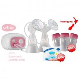 Unimom Forte Breast Pump + Bonus Gifts