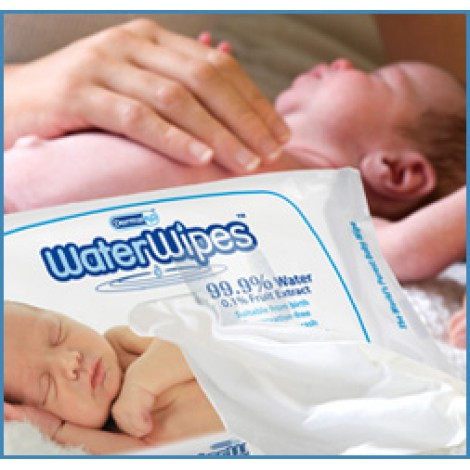 Water Wipes  - Single pack (60 Wipes)