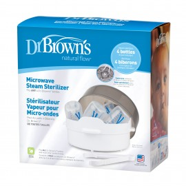 Dr Browns Microwave Steriliser