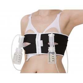 PumpEase Hands Free Pumping Bra