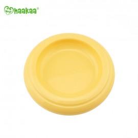 Haakaa Silicone Breast Pump Yellow Cap