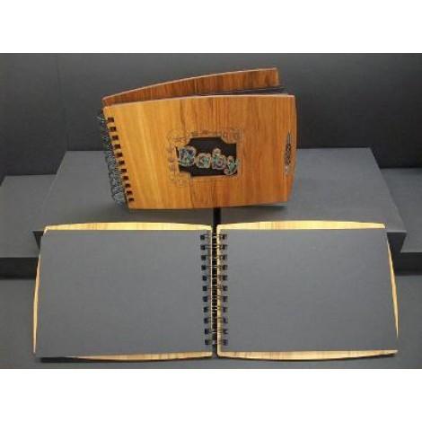 Rimu Wooden Baby Album