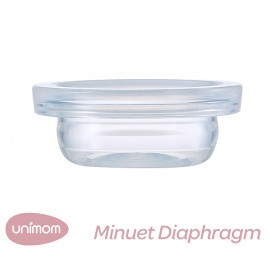 Unimom Minuet LCD Silicone Diaphragm
