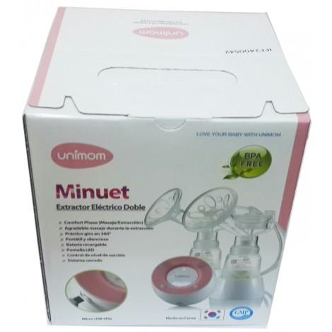 Unimom Minuet Breast Pump + Bonus Gifts