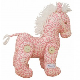 Alimrose Jointed Pony - Pink Cream