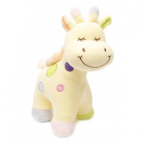BabyBows Velour George Giraffe  24cm