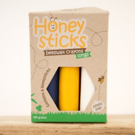 Honey Sticks Crayons - Original, Long or Thins