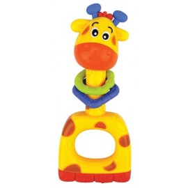 K's Kids – Rattling Giraffe - From Birth