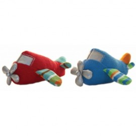 Lily & George small knitted planes