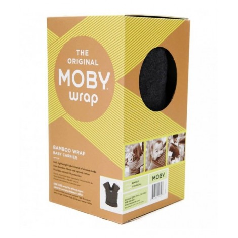 Moby Bamboo Wrap -  5 Colours
