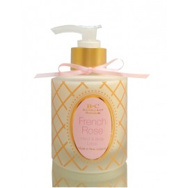 Banks & Co French Rose hand & Body Lotion