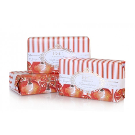 Banks & Co Clementine & Ginger Soap