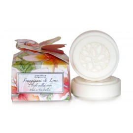 Pacifica Frangipani & Lime Soaps (boxed)