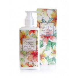 Pacifica Frangipani and Lime Lotion