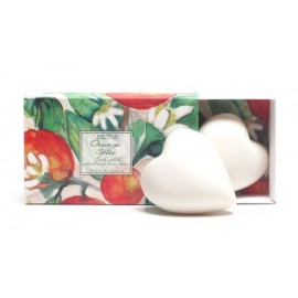 Pacifica Orange Spice Heart Soaps (boxed)