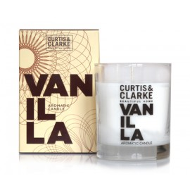 Curtis & Clarke Vanilla Scented Candle