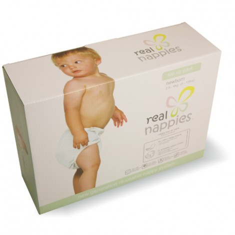 Real Nappies - Top Up Pack