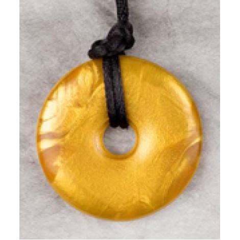 Gold Pendant - Smartmom Teething Bling