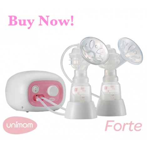 Unimom Forte Breast Pump - Double Sided Expression