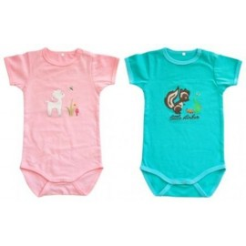 Lily & George Woodland Tails Body suit